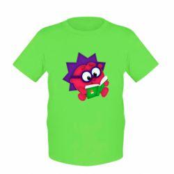 Детская футболка Ёжик
