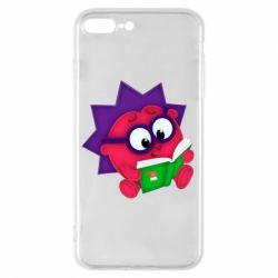Чехол для iPhone 8 Plus Ёжик