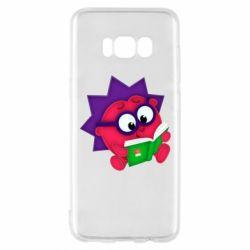 Чехол для Samsung S8 Ёжик