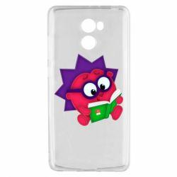 Чехол для Xiaomi Redmi 4 Ёжик