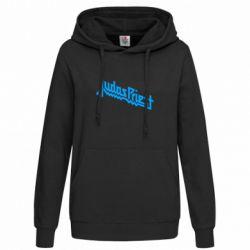Женская толстовка Judas Priest Logo - FatLine