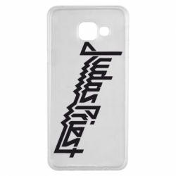 Чохол для Samsung A3 2016 Judas Priest Logo