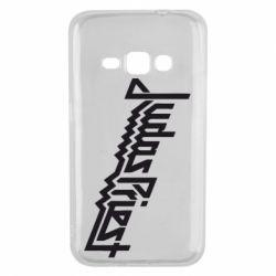 Чохол для Samsung J1 2016 Judas Priest Logo