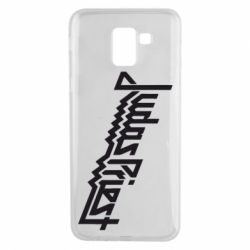 Чохол для Samsung J6 Judas Priest Logo