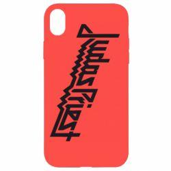 Чохол для iPhone XR Judas Priest Logo