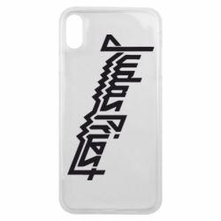Чохол для iPhone Xs Max Judas Priest Logo