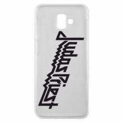 Чохол для Samsung J6 Plus 2018 Judas Priest Logo