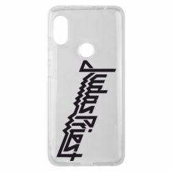 Чохол для Xiaomi Redmi Note Pro 6 Judas Priest Logo