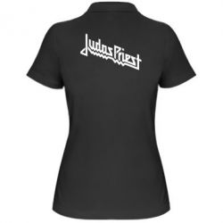 Жіноча футболка поло Judas Priest Logo