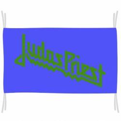 Прапор Judas Priest Logo
