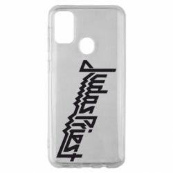 Чохол для Samsung M30s Judas Priest Logo