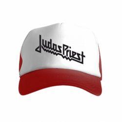 Дитяча кепка-тракер Judas Priest Logo