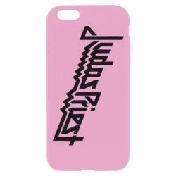 Чохол для iPhone 6 Plus/6S Plus Judas Priest Logo