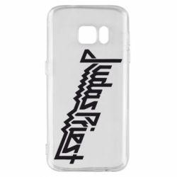 Чохол для Samsung S7 Judas Priest Logo