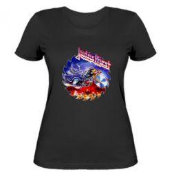 Жіноча футболка Judas Priest