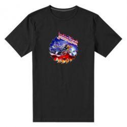 Чоловіча стрейчева футболка Judas Priest