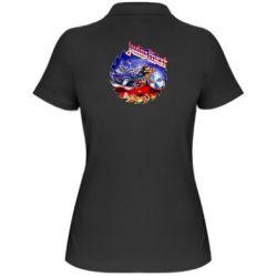 Жіноча футболка поло Judas Priest