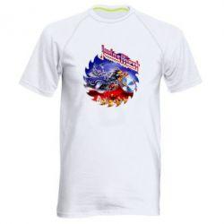 Чоловіча спортивна футболка Judas Priest