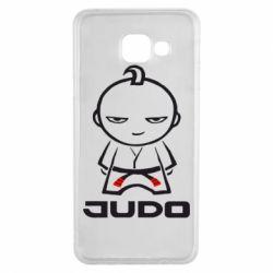 Чохол для Samsung A3 2016 Judo Fighter