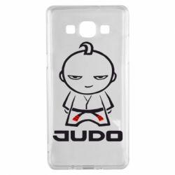 Чохол для Samsung A5 2015 Judo Fighter