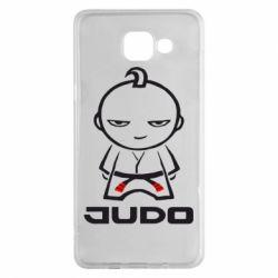 Чохол для Samsung A5 2016 Judo Fighter