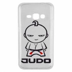 Чохол для Samsung J1 2016 Judo Fighter