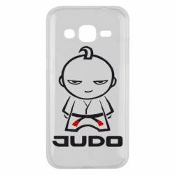 Чохол для Samsung J2 2015 Judo Fighter