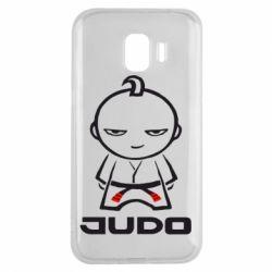 Чохол для Samsung J2 2018 Judo Fighter
