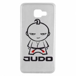 Чохол для Samsung A7 2016 Judo Fighter