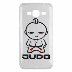 Чохол для Samsung J3 2016 Judo Fighter