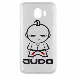 Чохол для Samsung J4 Judo Fighter