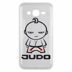 Чохол для Samsung J5 2015 Judo Fighter