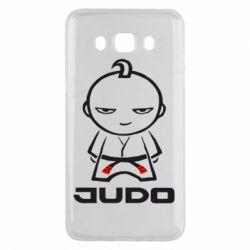 Чохол для Samsung J5 2016 Judo Fighter