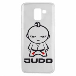Чохол для Samsung J6 Judo Fighter