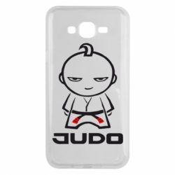 Чохол для Samsung J7 2015 Judo Fighter