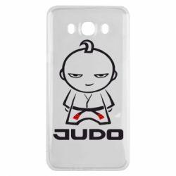 Чохол для Samsung J7 2016 Judo Fighter