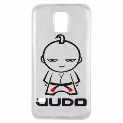 Чохол для Samsung S5 Judo Fighter