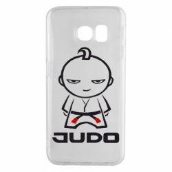 Чохол для Samsung S6 EDGE Judo Fighter