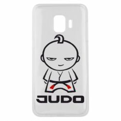 Чохол для Samsung J2 Core Judo Fighter