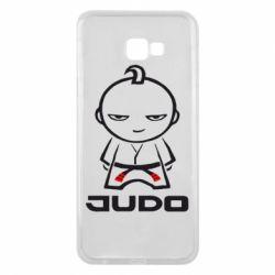 Чохол для Samsung J4 Plus 2018 Judo Fighter