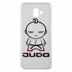 Чохол для Samsung J6 Plus 2018 Judo Fighter