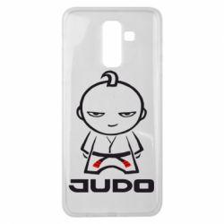 Чохол для Samsung J8 2018 Judo Fighter