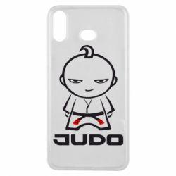 Чохол для Samsung A6s Judo Fighter