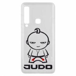 Чохол для Samsung A9 2018 Judo Fighter
