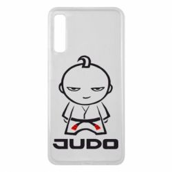 Чохол для Samsung A7 2018 Judo Fighter