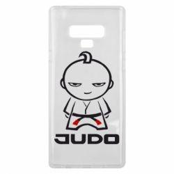 Чохол для Samsung Note 9 Judo Fighter