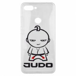 Чохол для Xiaomi Mi8 Lite Judo Fighter