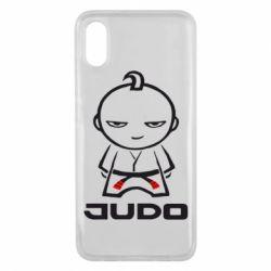 Чохол для Xiaomi Mi8 Pro Judo Fighter