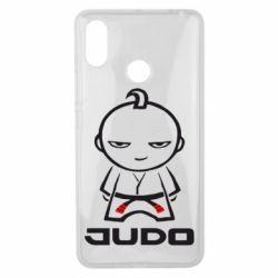 Чехол для Xiaomi Mi Max 3 Judo Fighter