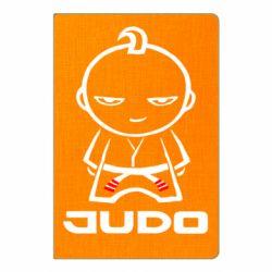 Блокнот А5 Judo Fighter